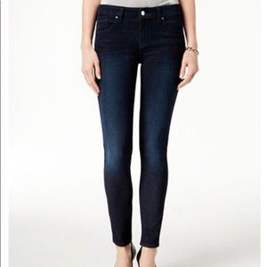 Women's GUESS Low-Rise Power Skinny Denim Leggings